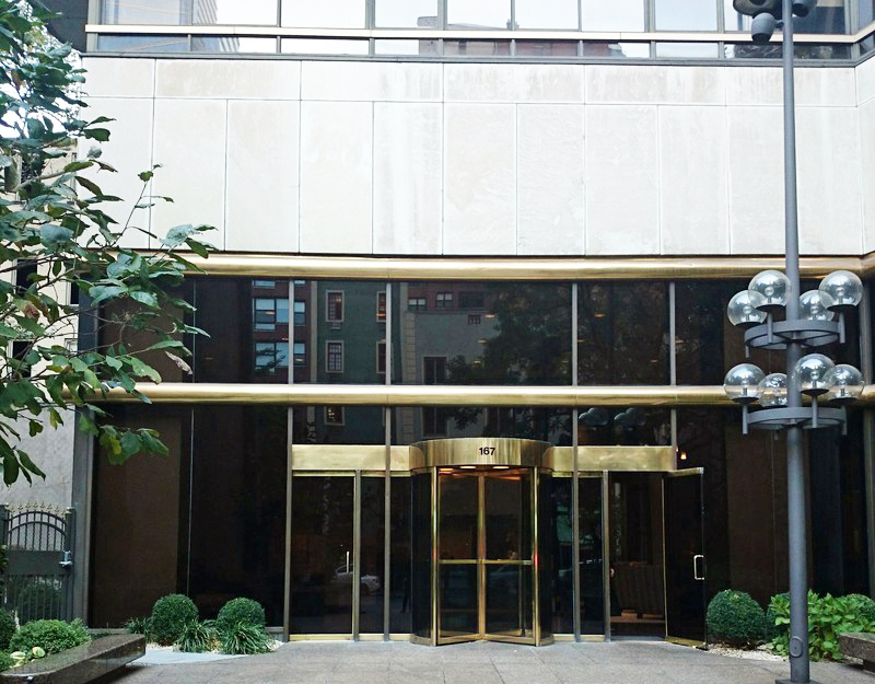 167 East 61 Street, formerly Trump Plaza